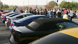 Police Lecture Mustang Owners